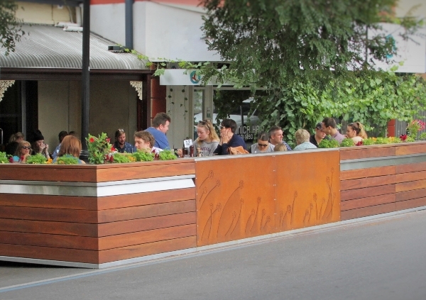 The Republic Parklet