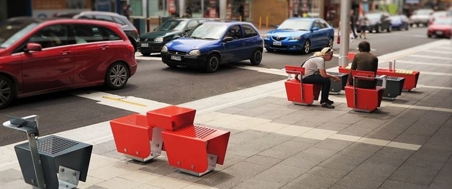 City of Hobart seating
